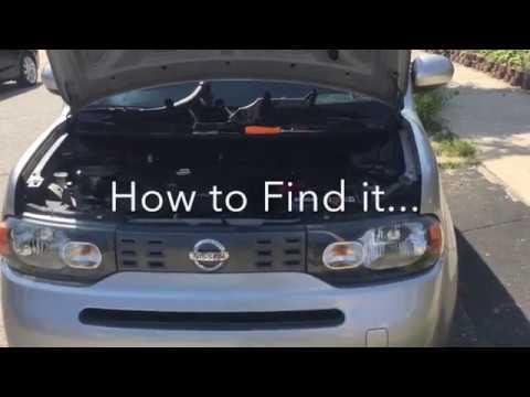 download Nissan Cube workshop manual
