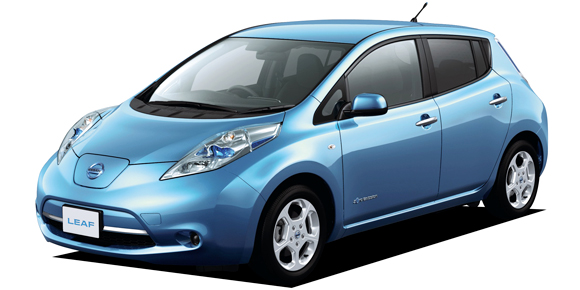 download Nissan Leaf ZE0 workshop manual