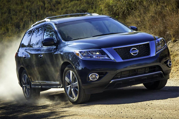 download Nissan Pathfinder workshop manual