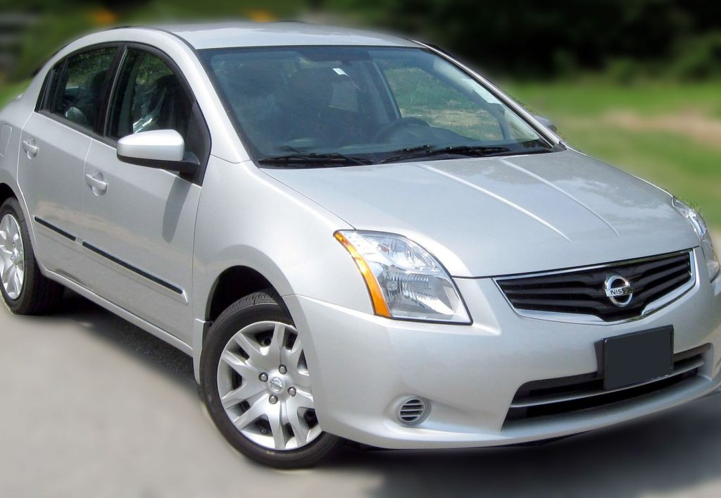 download Nissan Sentra workshop manual