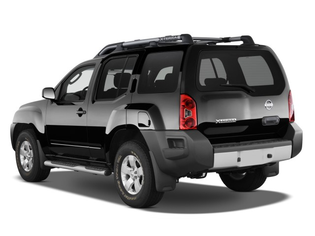 download Nissan Xterra workshop manual