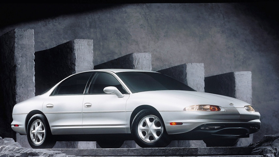 download OLDSMOBILE Aurora workshop manual