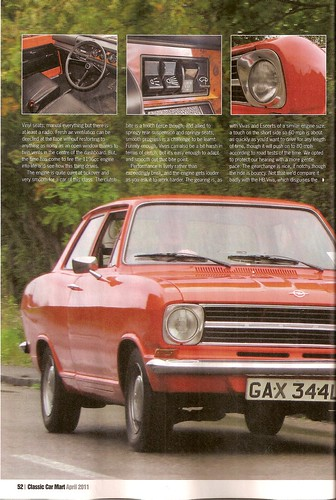 download OPEL KADETT workshop manual