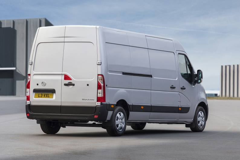 download OPEL MOVANO B workshop manual