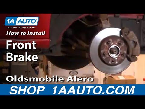 download Oldsmobile Alero workshop manual