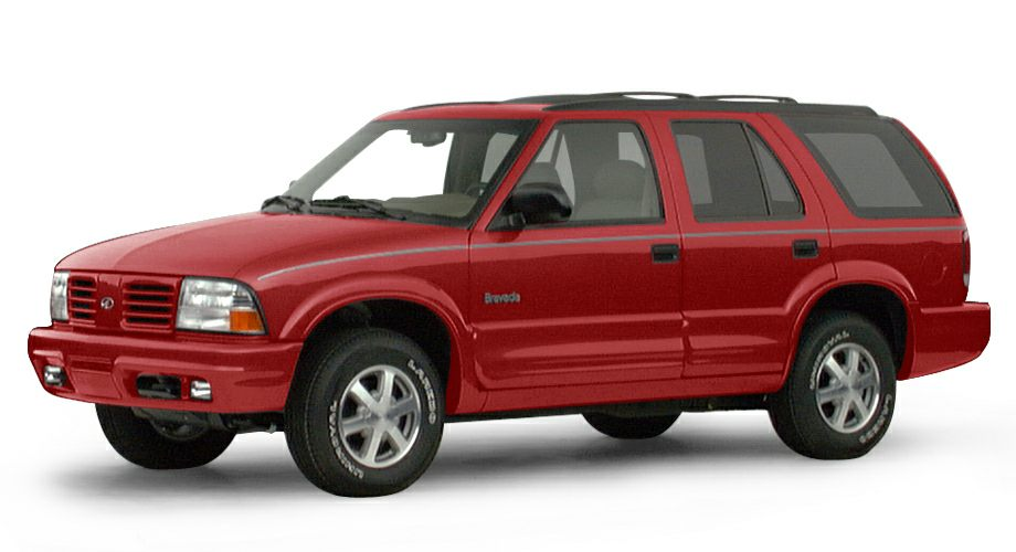 download Oldsmobile Bravada workshop manual