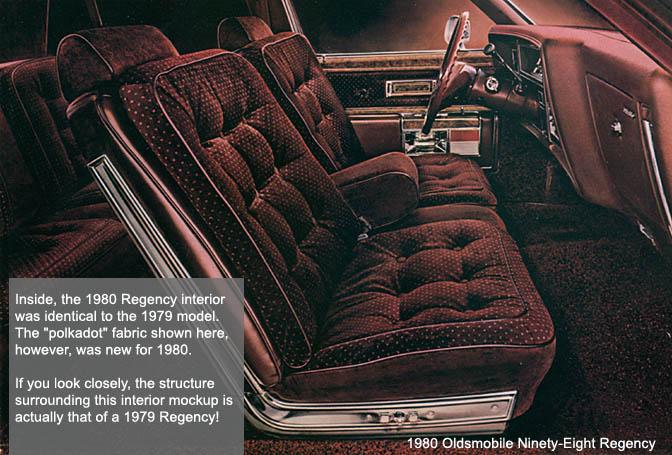 download Oldsmobile Regency workshop manual