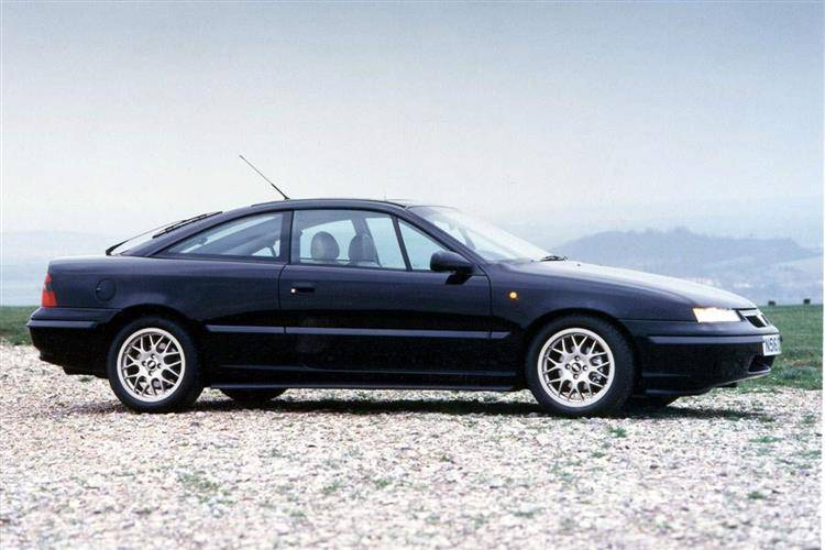download Opel Calibra workshop manual
