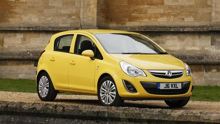 download Opel Vauxhall Corsa workshop manual