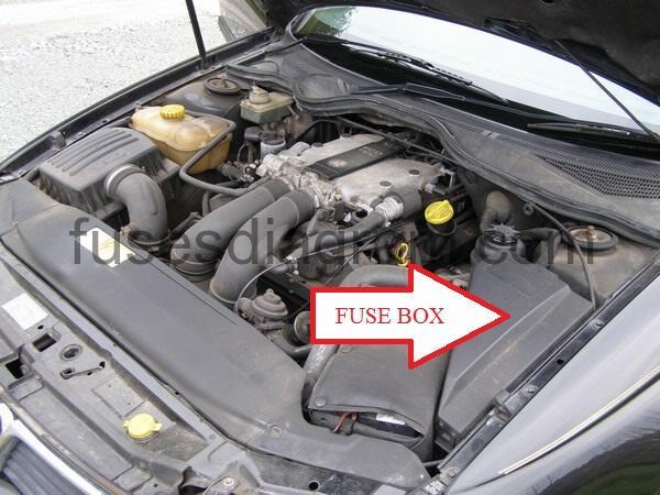 download Opel Vauxhall Omega workshop manual