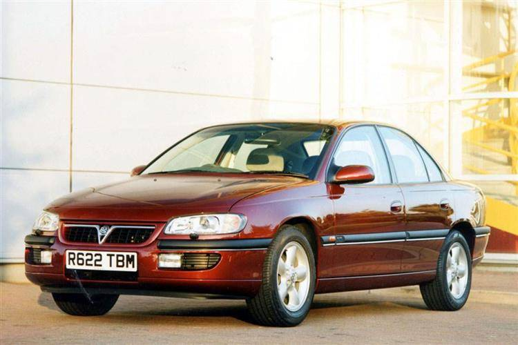 download Opel Vauxhall Omega workshop manual