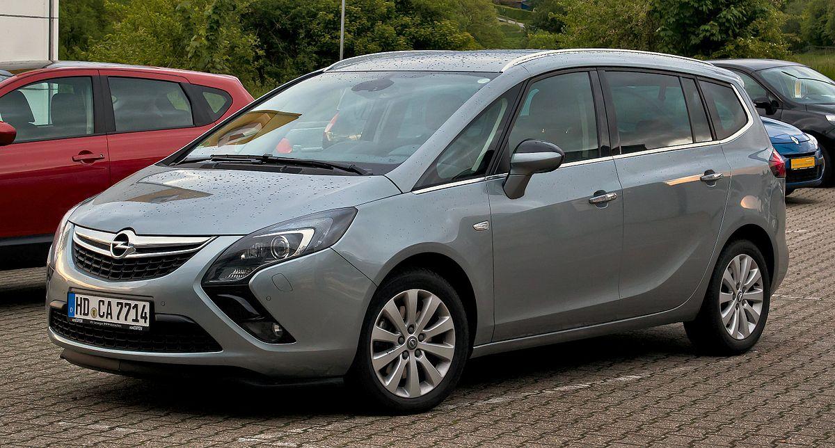 download Opel Vauxhall Zafira workshop manual