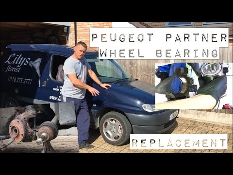 download PEUGEOT PARTNER II workshop manual