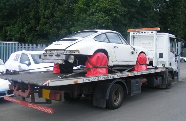 download PORSCHE 911 964 workshop manual