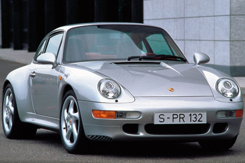 download PORSCHE 911 CARRERA 993 workshop manual