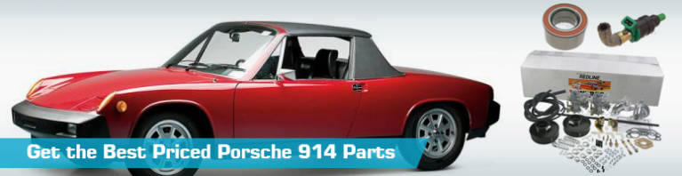 download PORSCHE 914 Parts workshop manual