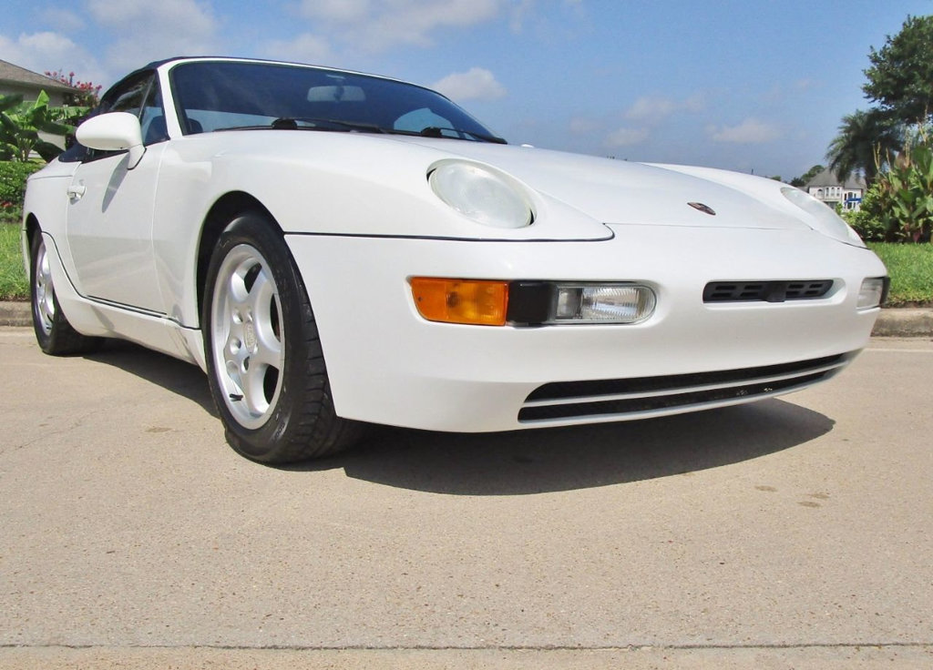 download PORSCHE 968 workshop manual