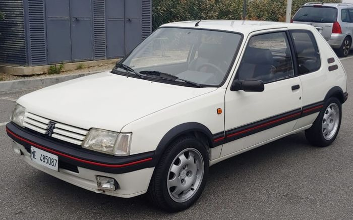 download Peugeot 205 workshop manual