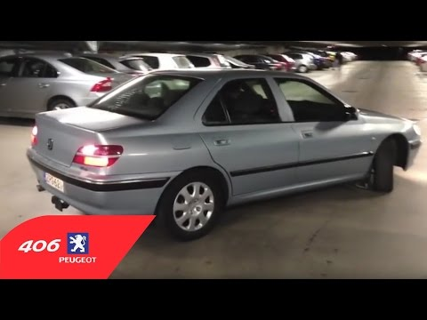 download Peugeot 406 Not Automatic workshop manual