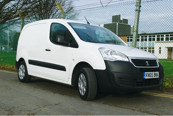 download Peugeot Partner Van workshop manual