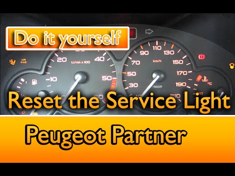 download Peugeot Partner workshop manual