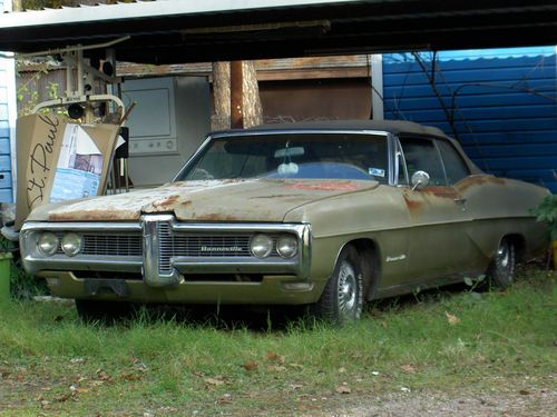 download Pontiac Bonnevile workshop manual