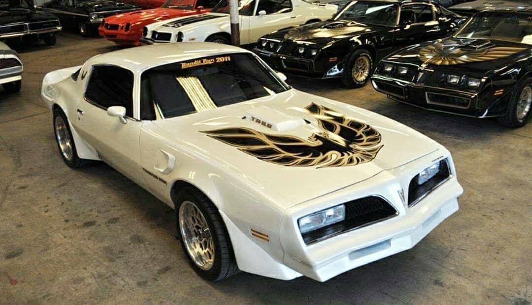 download Pontiac Firebird Trans Am workshop manual