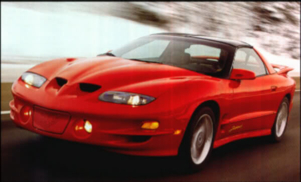 download Pontiac Firebird workshop manual
