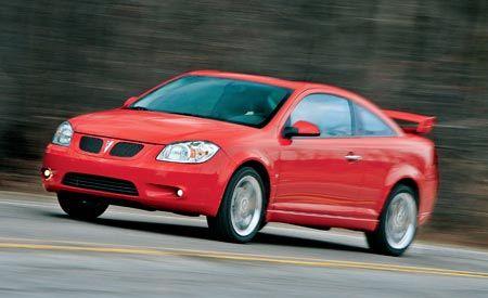 download Pontiac G5 workshop manual