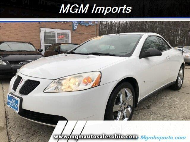 download Pontiac G6 workshop manual