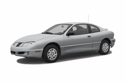 download Pontiac Sunfire workshop manual