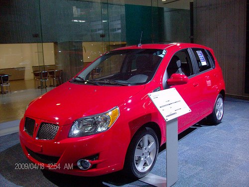 download Pontiac Wave G3 workshop manual