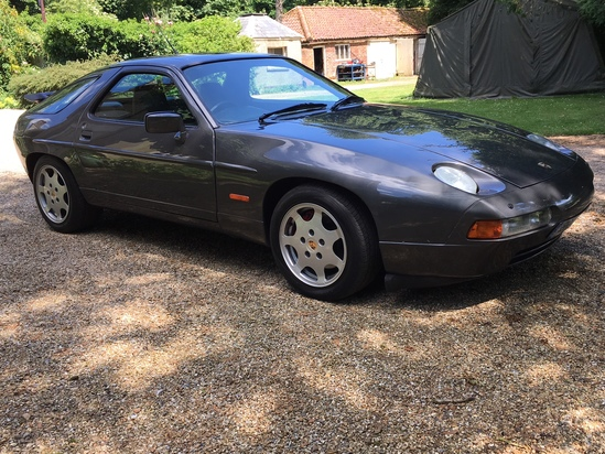 download Porsche 928 GT workshop manual