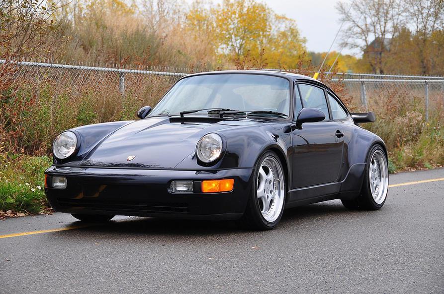 download Porsche 964 a.k.a. 911 Carrera 4 workshop manual