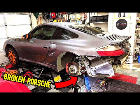 download Porsche 996 workshop manual
