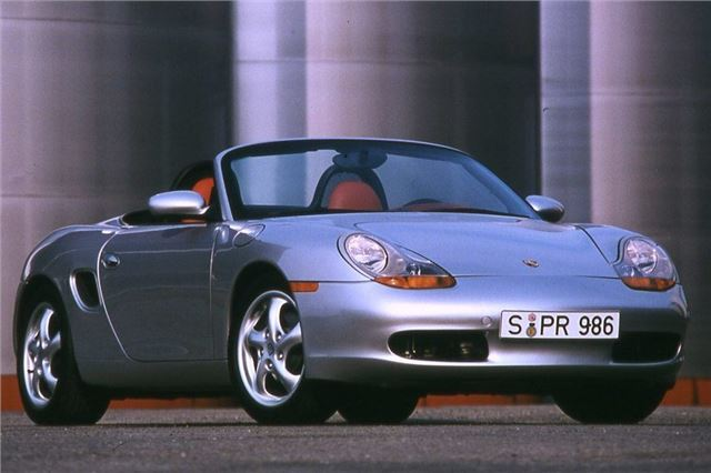 download Porsche Boxster 986 workshop manual