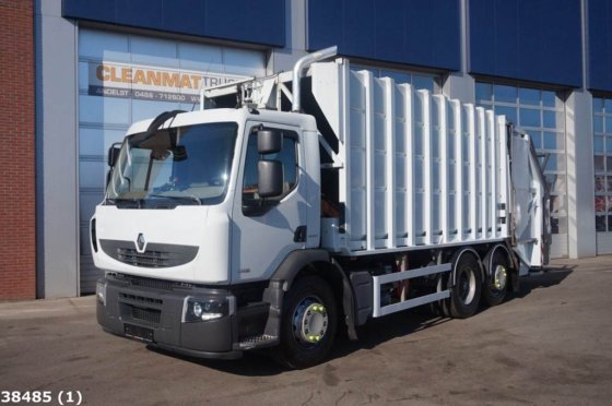 download RENAULT KERAX DCi 11 Truck LORRY WAGON workshop manual
