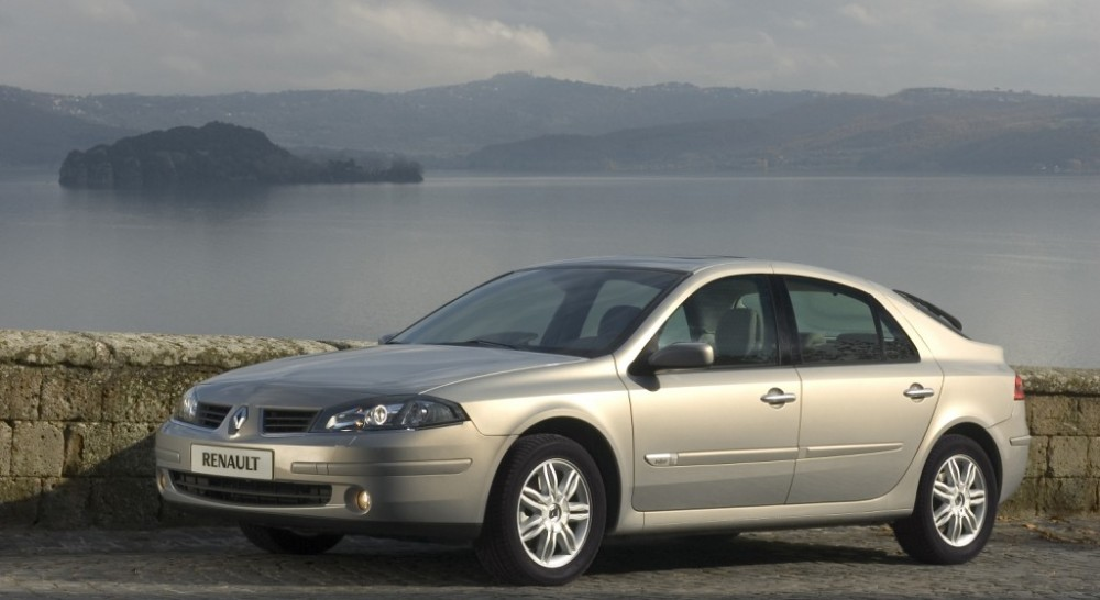 download RENAULT LAGUNA workshop manual
