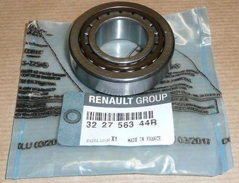 download RENAULT MEGANE II workshop manual