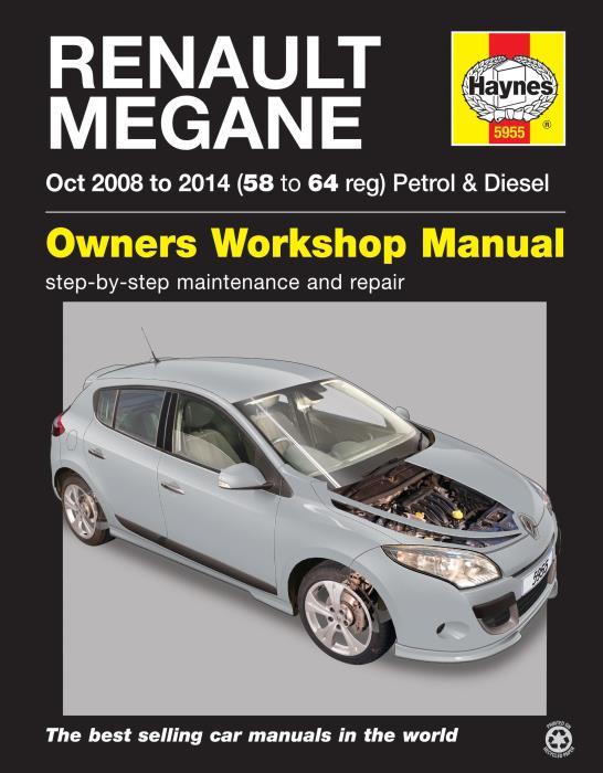 download RENAULT MEGANEModels workshop manual
