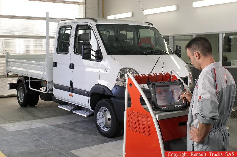 download RENAULT Trucks MASCOTT UP To workshop manual