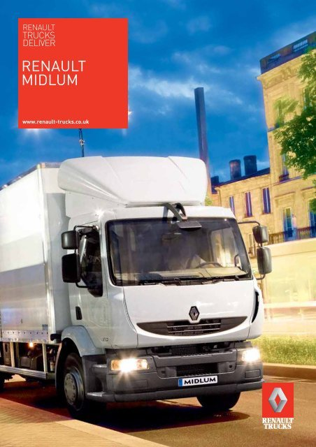 download RENAULT Trucks MIDLUM 12 16 T EURO 2 workshop manual