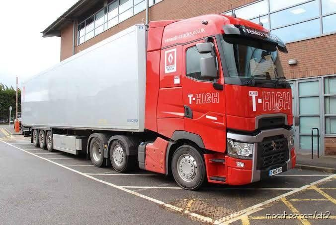 download RENAULT Trucks R Range workshop manual