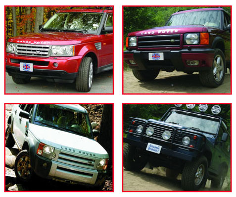 download Range Rover 95 03 workshop manual