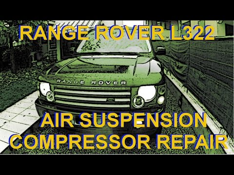 download Range Rover L322 workshop manual