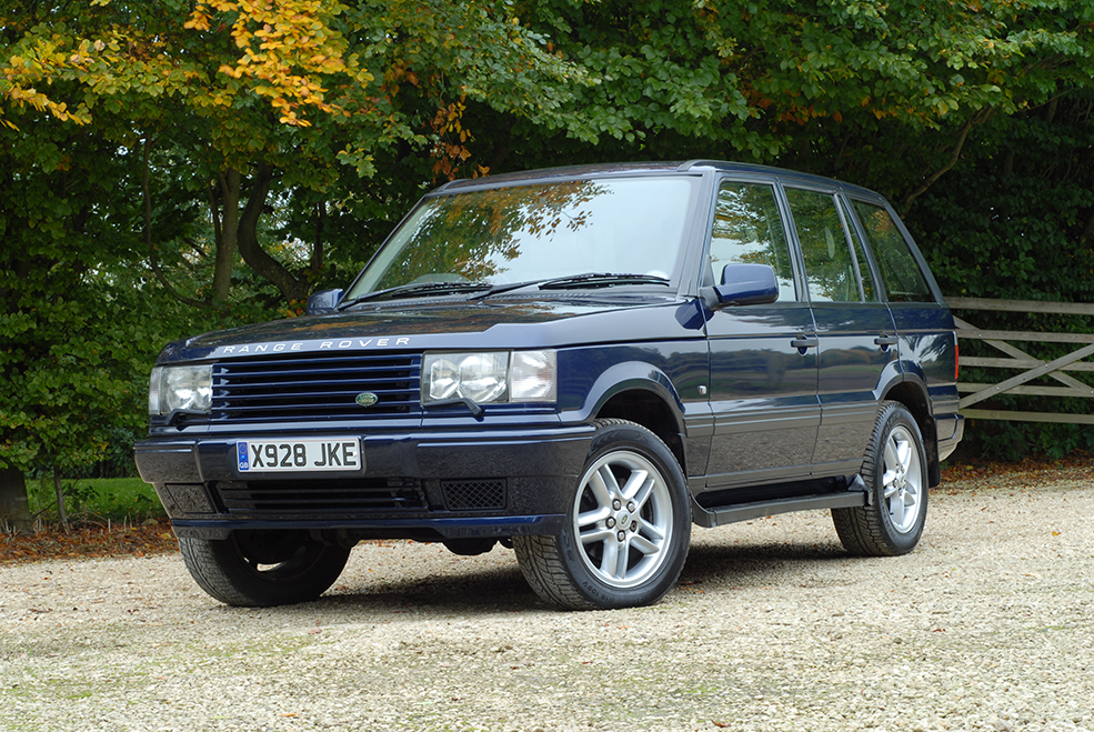 download Range Rover P38 P38A workshop manual