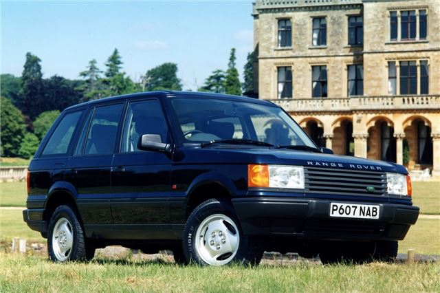 download Range Rover P38A workshop manual