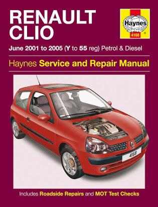 download Renault Clio II workshop manual