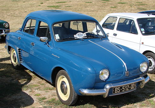 download Renault Dauphine R1090 R1091 R1093 workshop manual