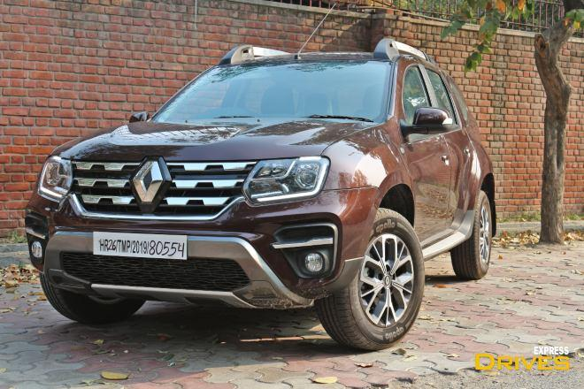 download Renault Duster workshop manual